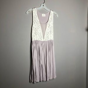 Urban Outfitters Pins & Needles lace dress